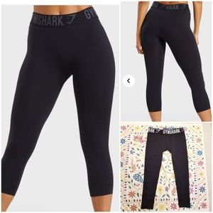 Gymshark Work-out Cropped leggings